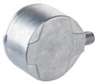 INCREMENTAL ENCODER  6 mm akseli, ohjelmoitava, M12